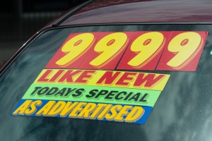 Dealer News: Prices for Smaller Used Cars May Rise